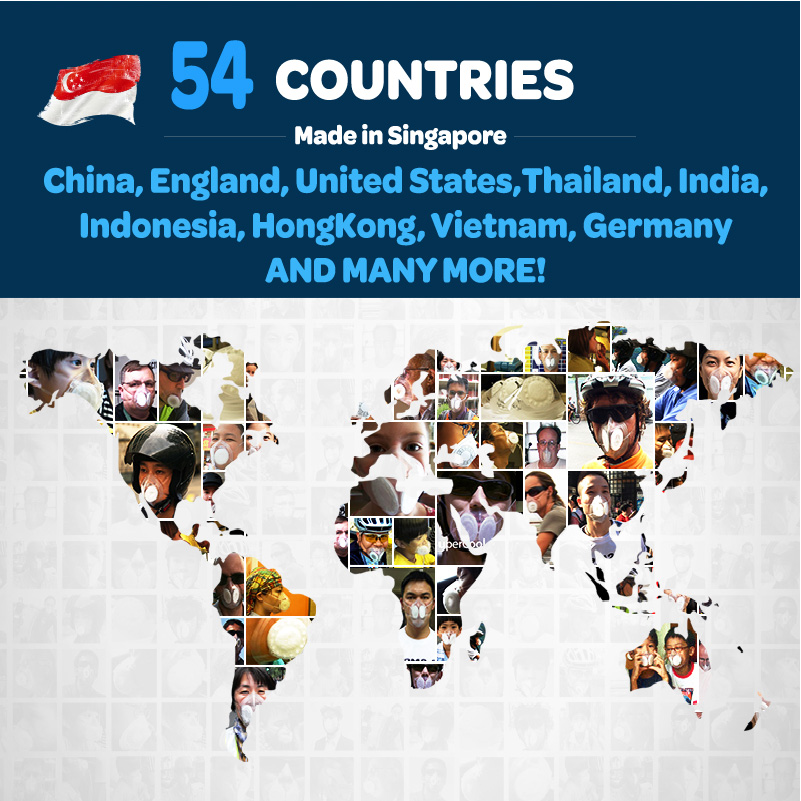 Worldwide distributor, 54 countries, made in Singapore, Totobobo worldwide.